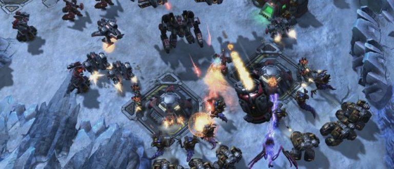 ставки на StarCraft 2
