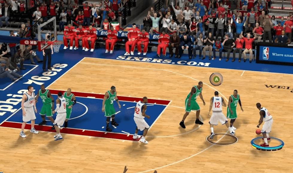 ставки на кибер баскетбол